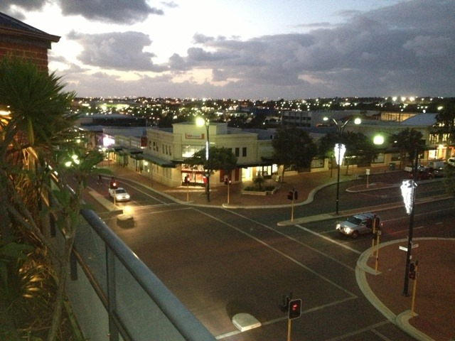 Joondalup.City.view from Centro